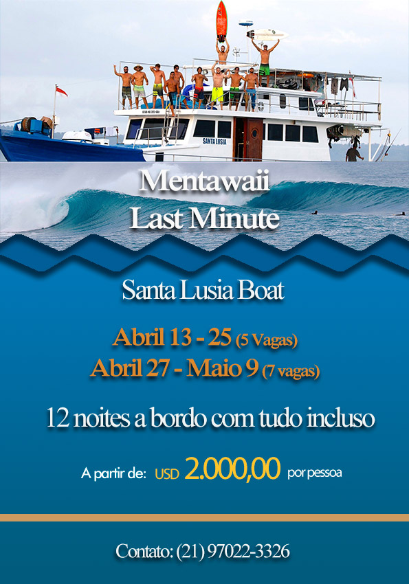 Mentawaii - Last Minute